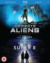 Cowboys and Aliens / Super 8
