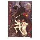 Star Wars The Saga Print
