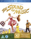 The Sound Of Music - 50th Anniversary Edition [Blu-ray]