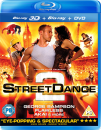 StreetDance 2 3D (3D Blu-Ray  2D Blu-Ray and DVD)