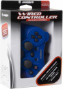 Snakebyte: Blue Wired Controller (PS3)