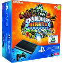 PS3: New Sony PlayStation 3 Slim Console (12 GB) - Black - Includes Skylanders Giants and Exclusive Portal Character