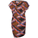 Numph Women's Misha Print Tunic Dress - Vision