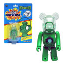Green Lantern Movie Light-Up Bearbrick Action Figure SDCC 2011 Exclusive