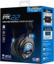 PX22 PS3 & Xbox 360 Headset -Black