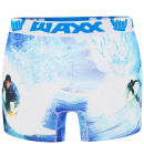 WAXX Men's Barrel Boxer Shorts - Multi
