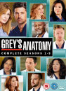 Grey's Anatomy - Season 1-9