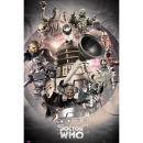 Doctor Who Enemies - Maxi Poster - 61 x 91.5cm