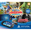 PS Vita Wi-Fi - Includes Adventure Mega Pack and 8GB RM