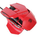 Cyborg R.A.T.3 Wired Gaming Mouse - Red