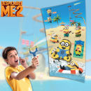Despicable Me Minions Splat Strike Target Pack