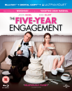 The Five-Year Engagement (Includes Digital and UltraViolet Copies)