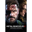 Metal Gear Solid V Ground Zeroes Game Cover - Maxi Poster - 61 x 91.5cm