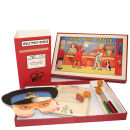 Jolly Post Office - Retro Board Game