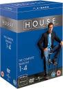 House M.D - Seasons 1-4 Oferta en Zavvi