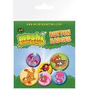 Moshi Monsters Monsters Pack – Badge Pack Zavvi por 3.89€