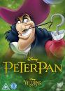 Peter Pan - Disney Villains Limited Artwork Edition