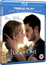 The Lucky One - Triple Play (Blu-Ray  DVD and UltraViolet Copy)