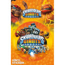 Skylanders Giants Logo - Vinyl Sticker - 10 x 15cm