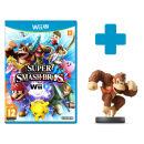 Offerta: Super Smash Bros. for Wii U + Donkey Kong No.4 amiibo