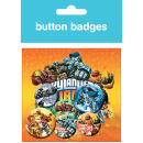 Skylanders Giants Thumpback - Badge Pack