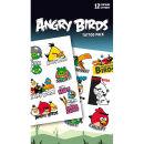 Angry Birds Phrases – Tattoo Pack Zavvi por 2.59€