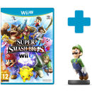 Offerta: Super Smash Bros. for Wii U + Luigi No.15 amiibo