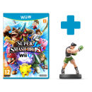 Offerta: Super Smash Bros. for Wii U + Little Mac No.16 amiibo