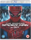 The Amazing Spider-Man 3D (Incluye una copia ultravioleta)