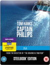 Captain Phillips: Mastered in 4K Edition - Steelbook Edition (Incluye una copia ultravioleta)
