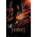The Hobbit Desolation of Smaug Dragon - Maxi Poster - 61 x 91.5cm