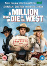 A Million Ways to Die in the West - DVD - Western - Comedy - Seth MacFarlane