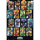 Skylanders Swap Force Swappable Characters - Maxi Poster - 61 x 91.5cm