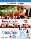 About Time/Love Actually/Notting Hill (Blu-ray)