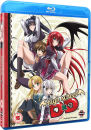High School DxD - The Complete Series Collection