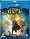 The Adventures of Tintin: The Secret of the Unicorn 3D (3D Blu-Ray  2D Blu-Ray  DVD and Digital Copy)