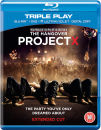 Project X - Triple Play (Blu-Ray  DVD and UltraViolet Copy)