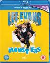 Lee Evans - Monsters Live [Blu-Ray]