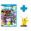 Offerta: Super Smash Bros. for Wii U + Pikachu No.10 amiibo