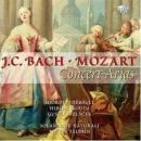JC Bach & Mozart - Concert Arias