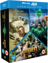Clash of the Titans/Green Lantern/Journey 2 Triple Pack