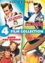 Jim Carrey Quad (Ace Ventura: Pet Detective / Ace Ventura: When Nature Calls / Dumb and Dumber / The Mask)