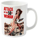 Attack of the 50ft Woman Mug Zavvi por 14.29€