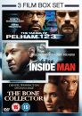 Taking of Pelham 1,2,3 / Inside Man / The Bone Collector Oferta en Zavvi