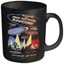 Earth Vs. The Flying Saucers Mug Zavvi por 14.29€
