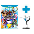 Offerta: Super Smash Bros. for Wii U + Wii Fit Trainer No.8 amiibo