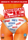 American Pie 1-8 Box Set