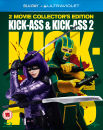 Kick-Ass / Kick-Ass 2 (Incluye una copia ultravioleta)