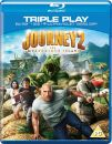 Journey 2: The Mysterious Island Triple Play Oferta en Zavvi