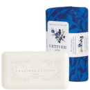 Image of Crabtree & Evelyn Vetiver & Juniperberry Triple-Milled Soap (158g)